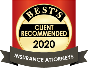 Best's 2020 Client Recommended Award